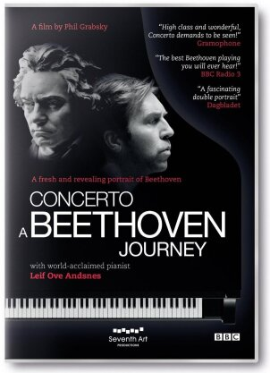 Leif Ove Andsnes - Concerto: A Beethoven Journey (BBC, Seventh Art)