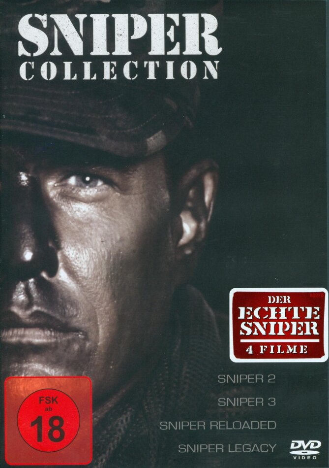Sniper Collection (4 DVDs)