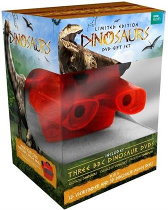 Dinosaurs Limited Edition (Gift Set, Limited Edition, 3 DVDs)