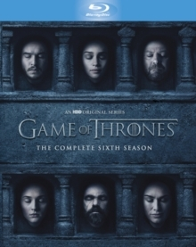Game of Thrones - Season 6 (4 Blu-rays)