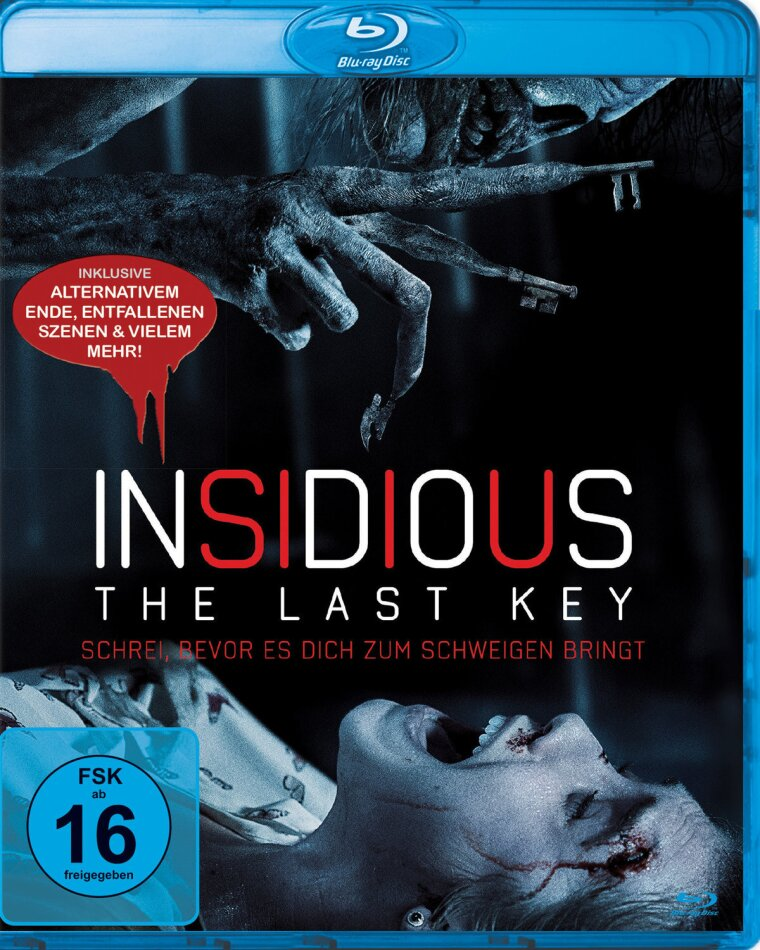 Insidious - Chapter 4 - The Last Key (2018)