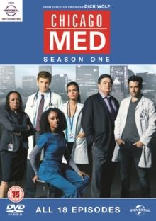 Chicago Med - Season 1 (4 DVDs)
