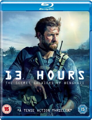 13 Hours - The Secret Soldiers of Benghazi (2016) (2 Blu-rays)