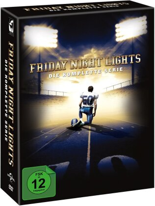 Friday Night Lights - Die komplette Serie (Limitierte Auflage, 22 DVDs)