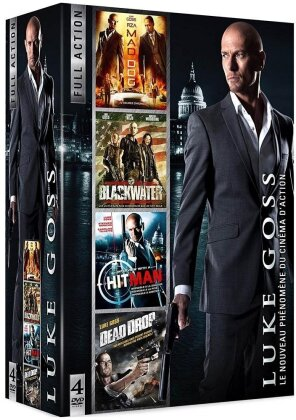 Luke Goss - Full action (4 DVDs)