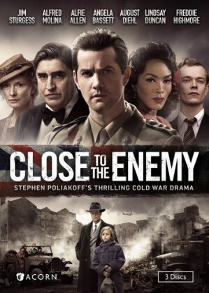 Close To The Enemy - Season 1 (2 DVDs)