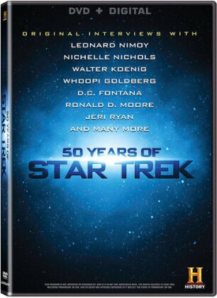 50 Years of Star Trek (History Channel)
