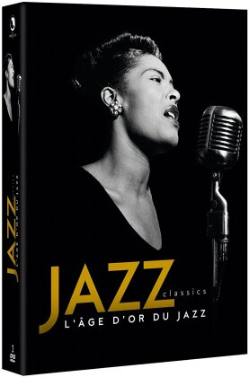 Jazz Classics - L'âge d'or du Jazz (s/w, 2 DVDs)