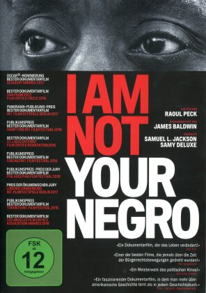 I Am Not Your Negro (2016) (s/w)