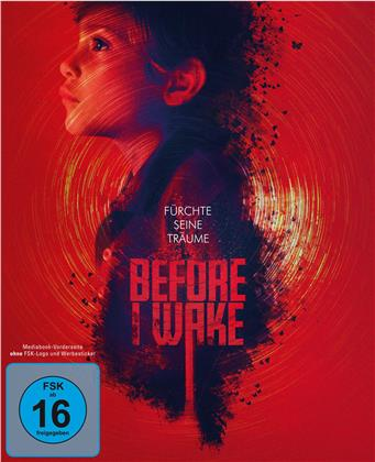 Before I Wake (2016) (Limited Edition, Mediabook, Blu-ray + DVD)