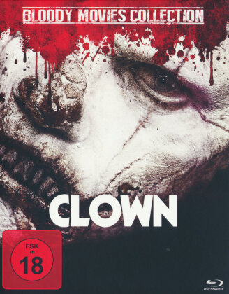 Clown (2014) (Bloody Movies Collection, Uncut)