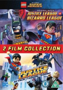 LEGO: DC Comis Cuper Heroes - Justice League Vs Bizarro League / Attack Of The Legion Of... (2 DVDs)