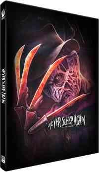 Never Sleep Again 1 & 2 (2010) (Cover A, Limited Edition, Mediabook, Uncut, 2 Blu-rays)