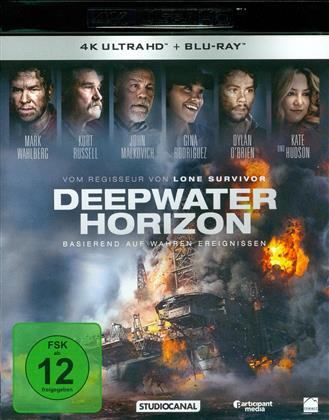 Deepwater Horizon (2016) (4K Ultra HD + Blu-ray)