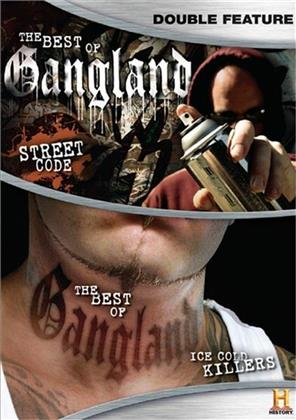 The Best of Gangland - Street Code / Ice Cold Killers (History Channel, Double Feature, 4 DVDs)