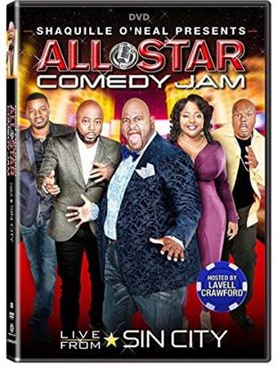 Shaquille O'Neal Presents: All Star Comedy Jam - Live from Sin City