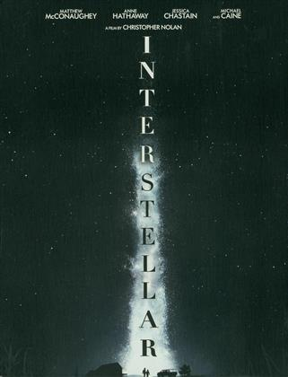 Interstellar (2014) (Limited Edition, Steelbook, 2 Blu-rays)
