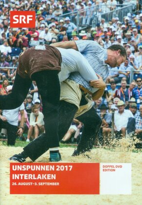 Unspunnen 2017 - Interlaken: 26. August-3. September - SRF Dokumentation (2 DVDs)