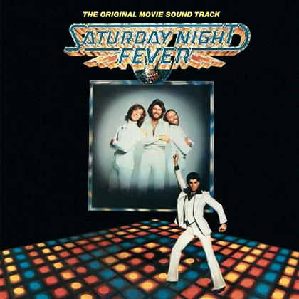 Bee Gees - Saturday Night Fever (Limited Super Deluxe Box, 2 LPs + 2 CDs + Blu-ray)