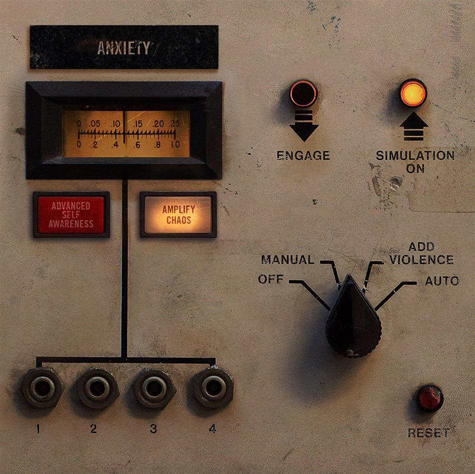 Nine Inch Nails - Add Violence (LP)