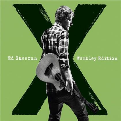 Ed Sheeran - X (French Edition, Wembley Edition, CD + DVD)