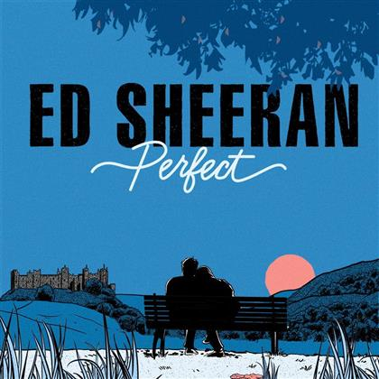 Ed Sheeran - Perfect (single CD, 2 Track)