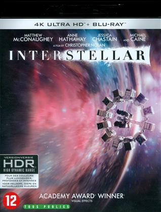 Interstellar (2014) (4K Ultra HD + 2 Blu-rays)