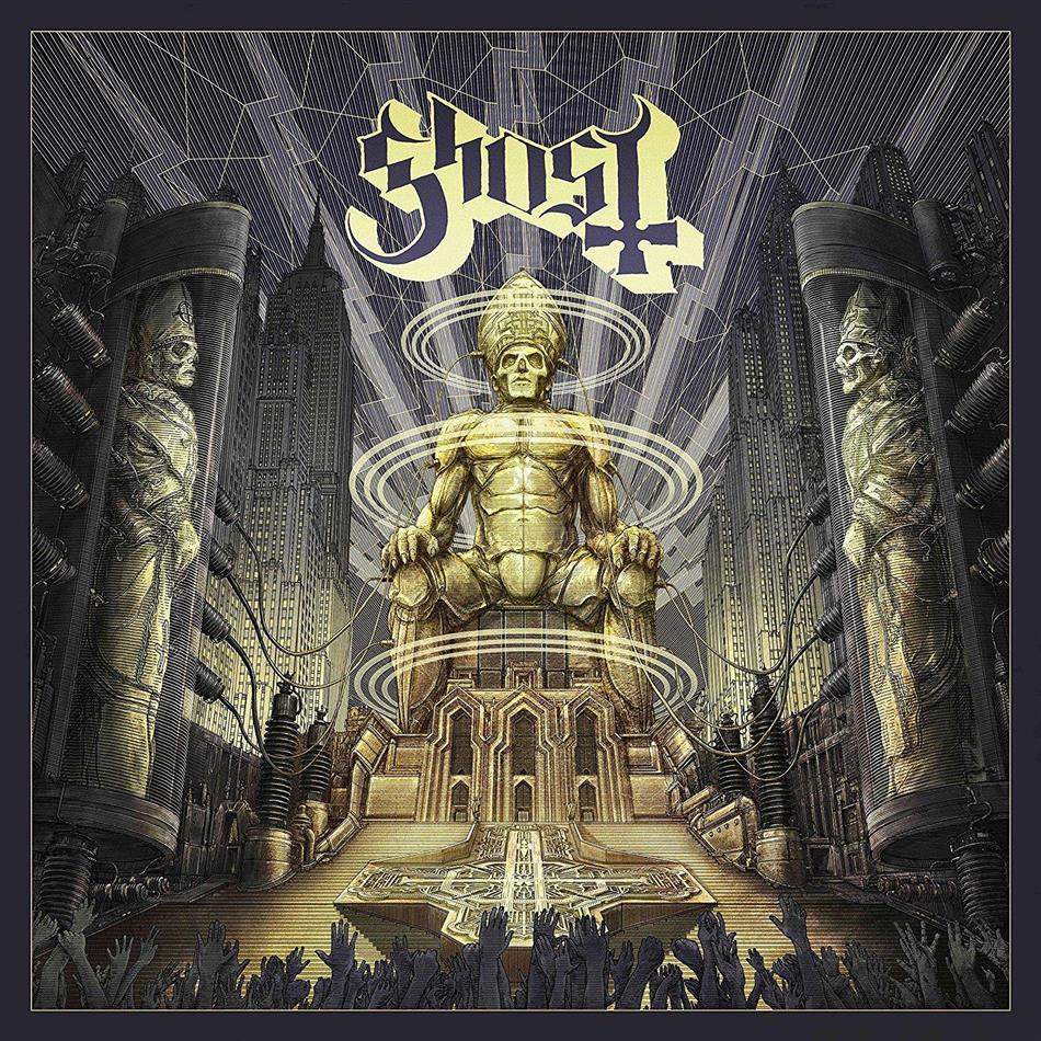 Ghost (B.C.) - Ceremony And Devotion (2 CDs)