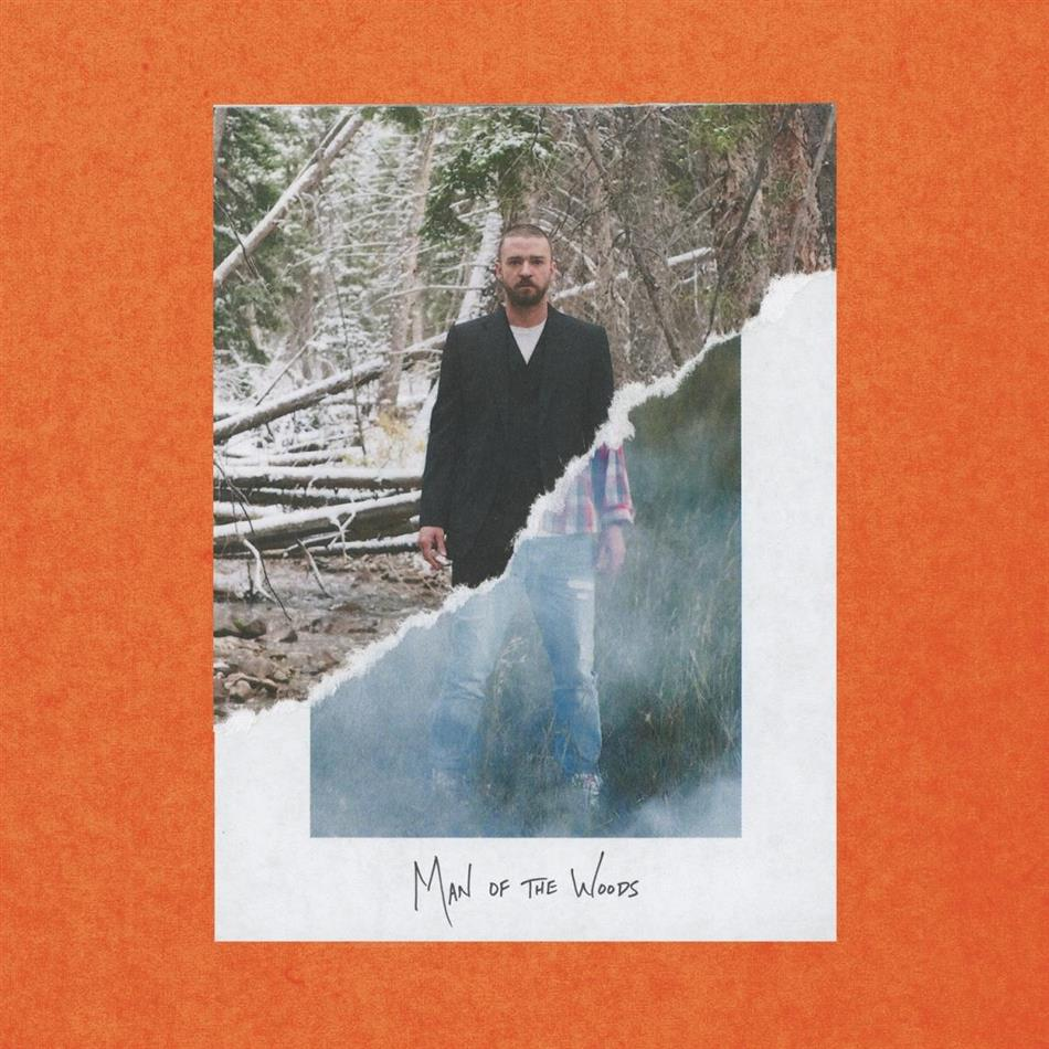 Justin Timberlake - Man Of The Woods - Gatefold (2 LPs)