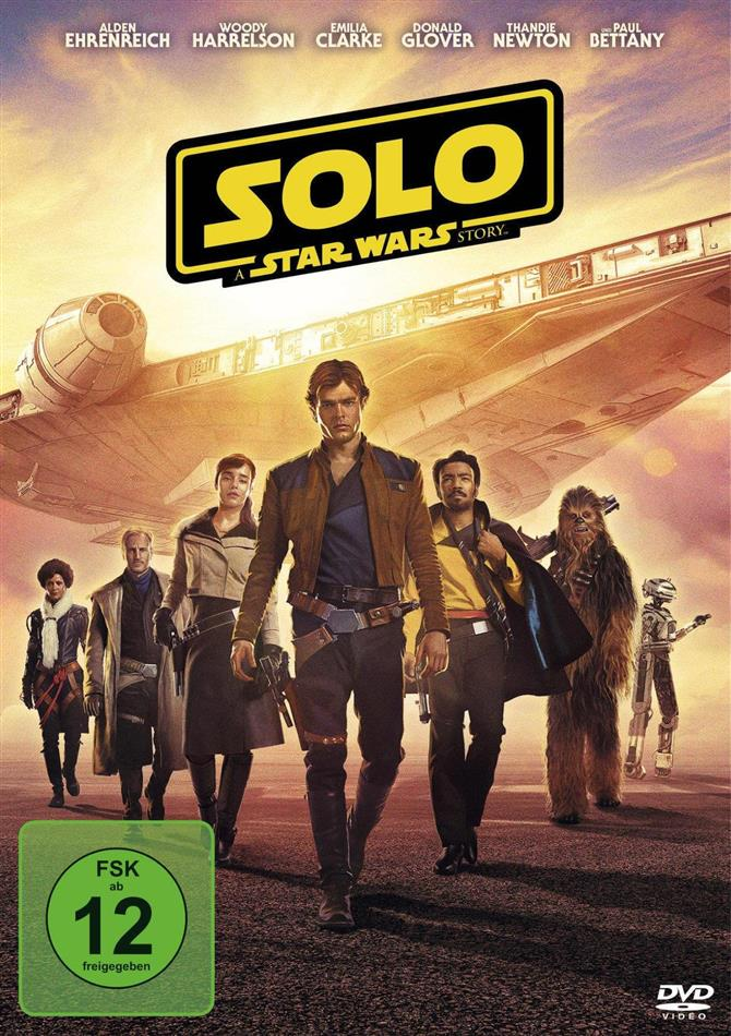 Solo - A Star Wars Story (2018)