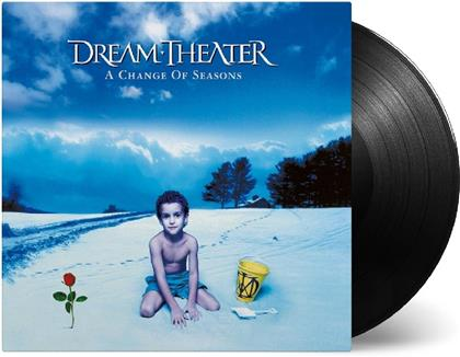 Dream Theater - A Change Of Seasons (2 LPs)
