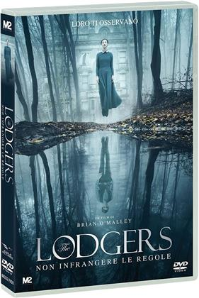 The Lodgers - Non infrangere le regole (2017) (Tombstone Collection)