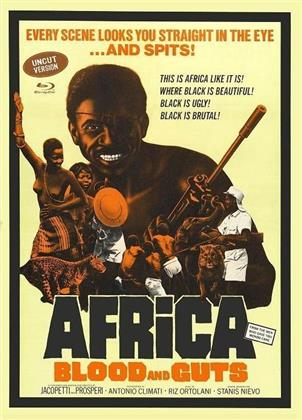 Africa - Blood and Guts (1966) (Cover E, Eurocult Collection, Limited Edition, Mediabook, Uncut, Blu-ray + DVD)