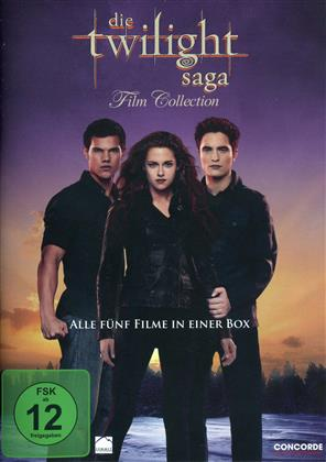 Die Twilight Saga - Film Collection (5 DVDs)