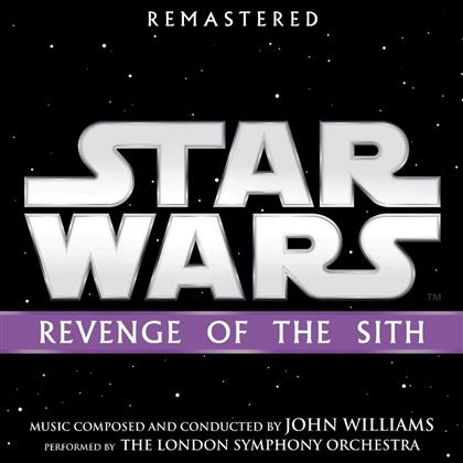 John Williams (*1932) (Komponist/Dirigent) - Star Wars Episode 3 - Revenge Of The Sith - OST (2018 Reissue, Remastered)