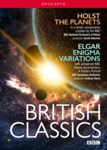 Various Artists - British Classics - Holst - The Planets / Elgar - Enigma Variations (Opus Arte, BBC, 2 Blu-rays)