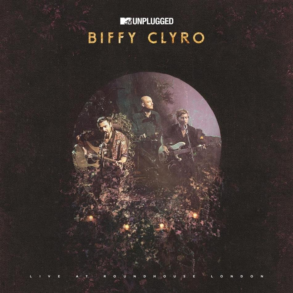 Biffy Clyro - MTV Unplugged - Live At Roundhouse London (CD + DVD)