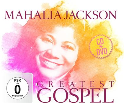 Mahalia Jackson - Greatest Gospel (CD + DVD)