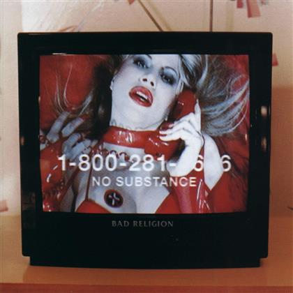 Bad Religion - No Substance (2018 Reissue, LP)