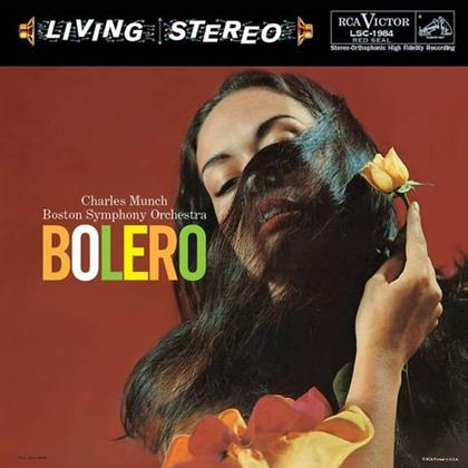 Charles Munch, Maurice Ravel (1875-1937) & Boston Symphony Orchestra - Living Stereo: Ravel / Bolero (LP)