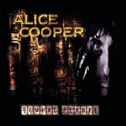 Alice Cooper - Brutal Planet (Limited Edition, LP + CD)