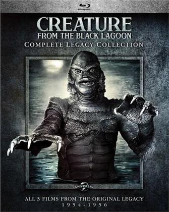 Creature From The Black Lagoon (1954) (Complete Legacy Collection, b/w)