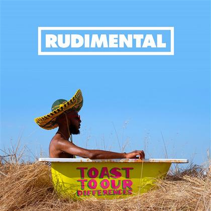 Rudimental - Toast To Our Differences (2 LPs)