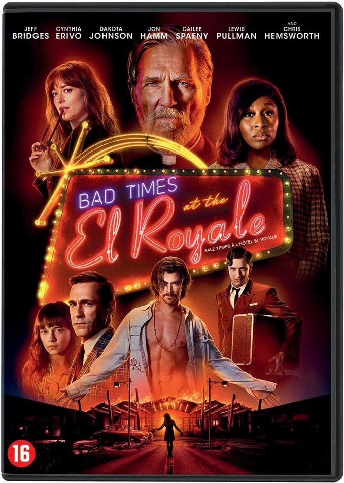Bad Times at the El Royale - Sale temps à l'hôtel El Royale (2018)