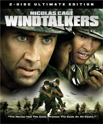 Windtalkers (2002) (Director's Cut, Cinema Version, Ultimate Edition, 2 Blu-rays)