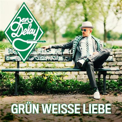 "Jan Delay - Gruen Weisse Liebe (7"" Single)"