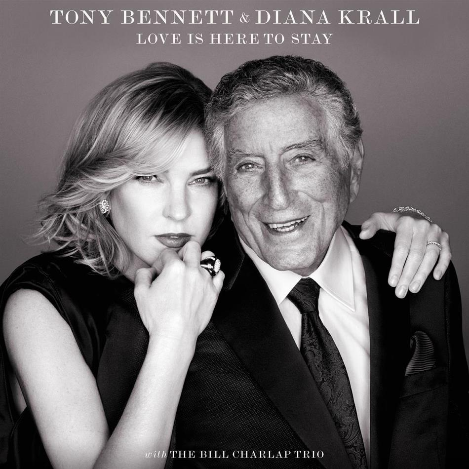 Tony Bennett & Diana Krall - Love Is Here To Stay (Deluxe Mintpack)