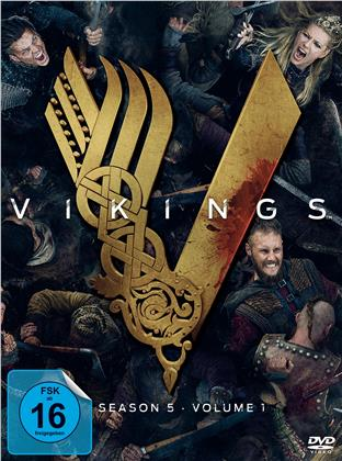 Vikings - Staffel 5.1 (3 DVDs)