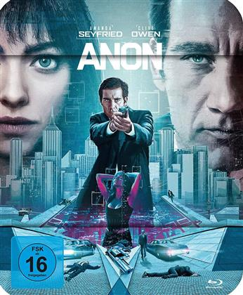 Anon (2018) (Limited Edition, Steelbook)
