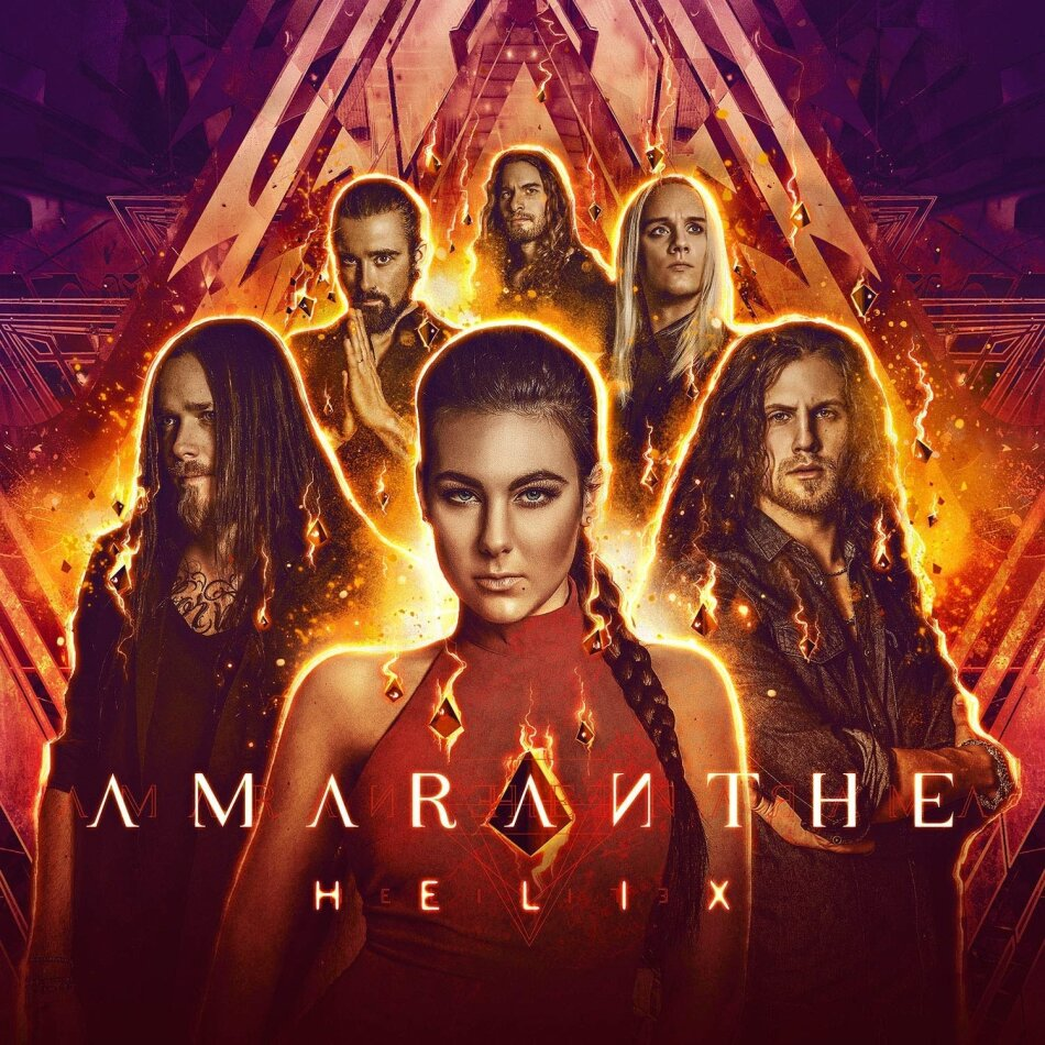 Amaranthe - Helix (Digipack, Limited Edition)